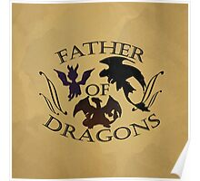 Father of dragons Poster