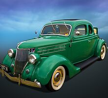 36 Ford by Keith Hawley