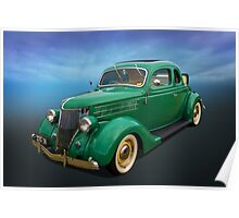 36 Ford Poster
