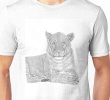 Nyah-The Lioness Unisex T-Shirt