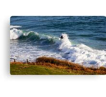 Little Welsh Air Canvas Print