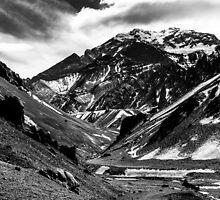 Aconcagua Mountain by Klaus Balzano