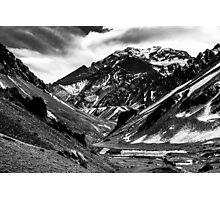 Aconcagua Mountain Photographic Print