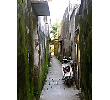 Alley Photographic Print