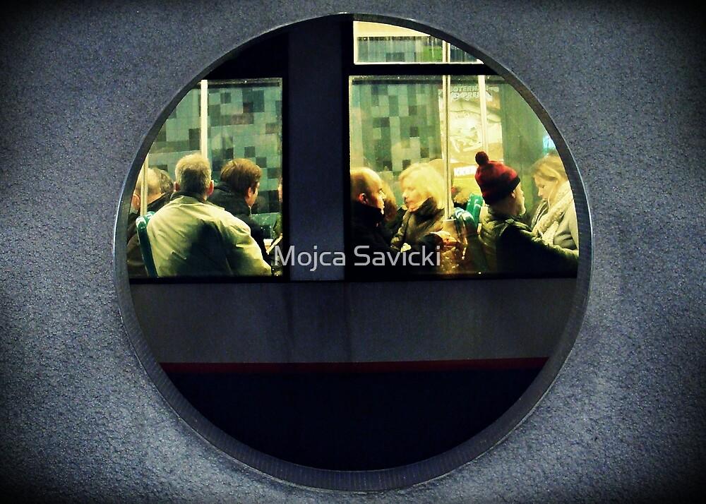 Moment In Time by Mojca Savicki