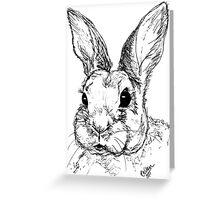 Rupert Rabbit Greeting Card