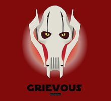 General Grievous- Star Wars Villains by Ali Lavoie by commonroompc