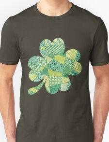 Four-Leaf Clover Unisex T-Shirt