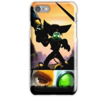 Ratchet & Clank - Strips Horizon iPhone Case/Skin
