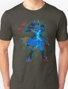 Pokemon - Mega evolution , Lucario ! T-Shirt