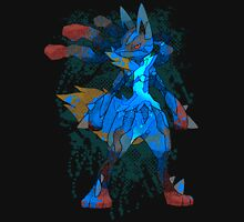 Pokemon - Mega evolution , Lucario ! T-Shirt