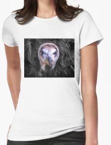 I got my beady eyes on you..! Womens Fitted T-Shirt