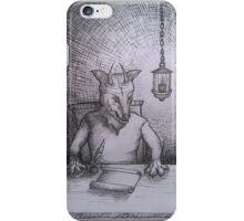 ::: Wolpertinger ::: iPhone Case/Skin