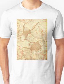Goldfishes Nr. 2 Unisex T-Shirt