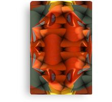 Puzzle Abstract Canvas Print