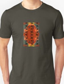 Puzzle Abstract T-Shirt