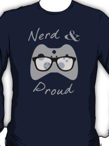 Nerd & Proud (light) T-Shirt