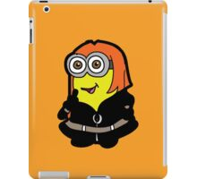 Minvengers - Yellow Widow iPad Case/Skin
