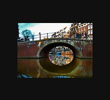 Canals Of Amsterdam V - Painting Unisex T-Shirt