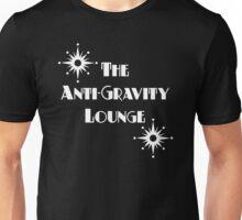Anti-GravityLounge-White Unisex T-Shirt