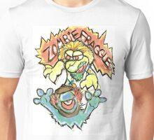 Zombie fraggle! Unisex T-Shirt