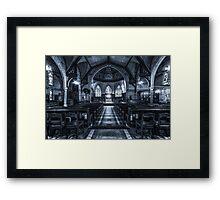 Church of the Redeemer 2 Framed Print