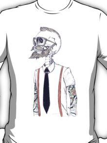 The Gentleman becomes a Hipster T-Shirt