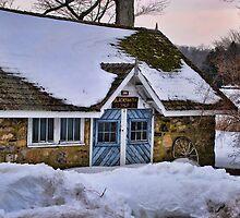 Country Blacksmith by Sally Kady