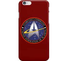 Starfleet Command iPhone Case/Skin