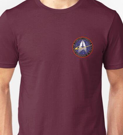 Starfleet Command Unisex T-Shirt