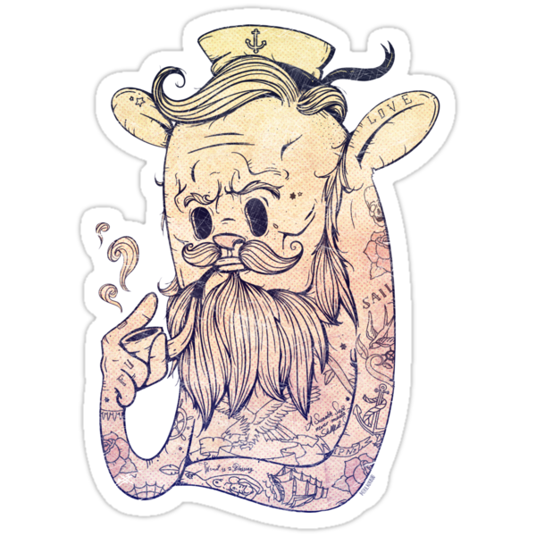 Hello Sailor!! by mikekoubou