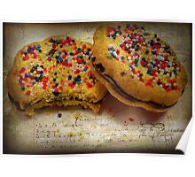 Mmmmm Cookies Poster