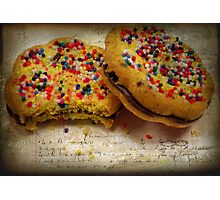 Mmmmm Cookies Photographic Print