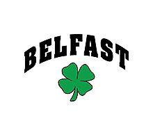 Belfast Irish Photographic Print