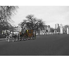 Buckingham Palace Photographic Print