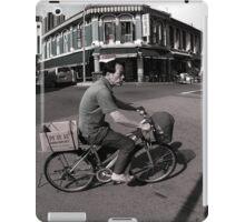 Little India - Cyclist iPad Case/Skin