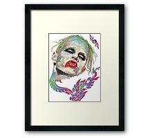 Joker All Gone V.Thai Framed Print