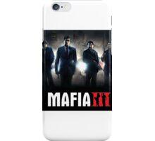 Mafia 3 Cover iPhone Case/Skin