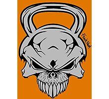 Skull Weight  Photographic Print