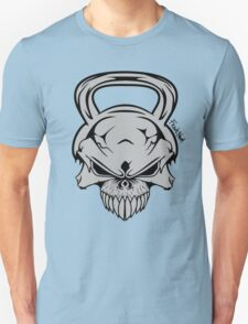 Skull Weight  Unisex T-Shirt
