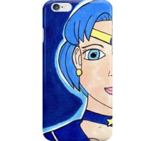 Sailor Mercury - Soldier of Water & Intellect iPhone Case/Skin