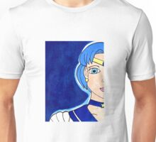 Sailor Mercury - Soldier of Water & Intellect Unisex T-Shirt