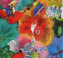 Broken Bouquet by George Hunter