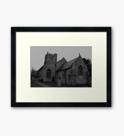 St martins Church Framed Print