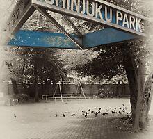 Shinjuku Park by superpope