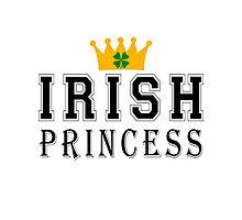 Irish Princess Photographic Print