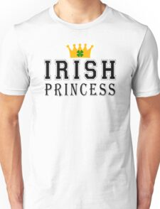 Irish Princess Unisex T-Shirt