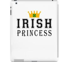 Irish Princess iPad Case/Skin
