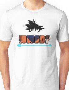 What Would Goku Do? Unisex T-Shirt