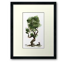 Little Tree 110 Framed Print